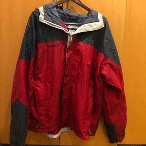 Men's Columbia rain jacket